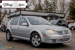 Used 2010 Volkswagen City Golf city edition for sale in Ancaster, ON