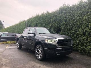 New 2020 RAM 1500 Longhorn 4x4 Crew Cab 144.5 in. WB for sale in Surrey, BC
