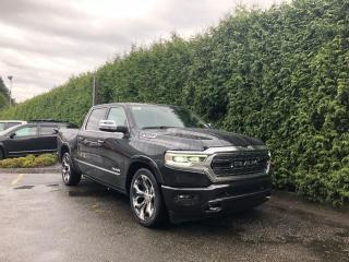 New 2020 RAM 1500 Limited 4x4 Crew Cab 144.5 in. WB for sale in Surrey, BC