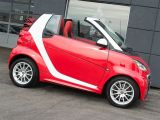 Photo of Red 2013 Smart fortwo cabriolet