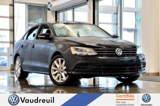 Used 2016 Volkswagen Jetta 1.4 TSI Trendline+ *** Réservé *** for sale in Vaudreuil-Dorion, QC