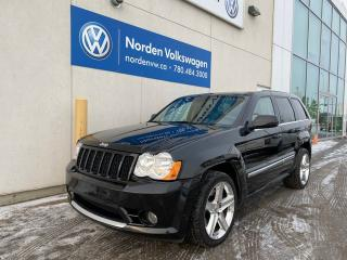 Used 2008 Jeep Grand Cherokee SRT-8 4WD - 425 HP ROCKET! for sale in Edmonton, AB