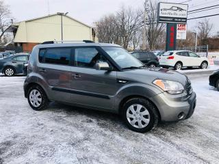 Used 2011 Kia Soul Air-Bluetooth-Siéges Chauffant-Cruise-Econo for sale in Laval, QC