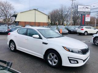 Used 2015 Kia Optima Air-Mags-Siéges Chauffant-Propre-Jamais Accidentée for sale in Laval, QC