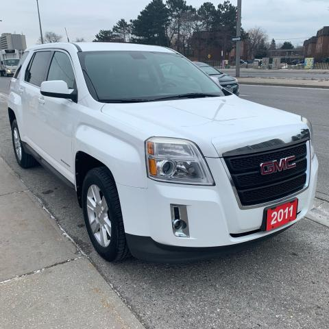 2011 GMC Terrain ALLOYES-BK UP CAM-AUX-ECO-AUTO-TINTED GLASS