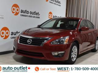 Used 2013 Nissan Altima 2.5 Cloth seats for sale in Edmonton, AB