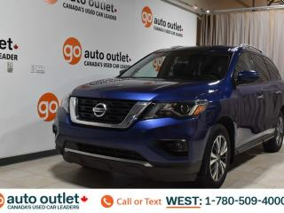 Used 2017 Nissan Pathfinder SV Third row Htd seats Backup camera for sale in Edmonton, AB
