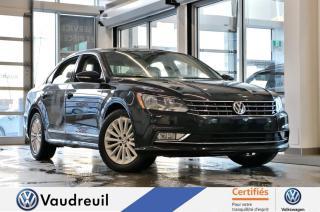 Used 2016 Volkswagen Passat 1.8 TSI Comfortline * TOIT * 17 POUCES for sale in Vaudreuil-Dorion, QC