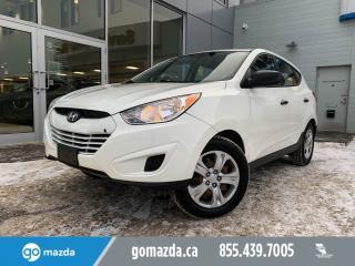 Used 2012 Hyundai Tucson GL AWD BRAND NEW BRAKES POWER OPTIONS for sale in Edmonton, AB