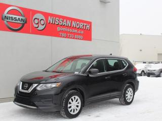 Used 2018 Nissan Rogue S/AWD/HEATED SEATS/BACKUP CAM for sale in Edmonton, AB