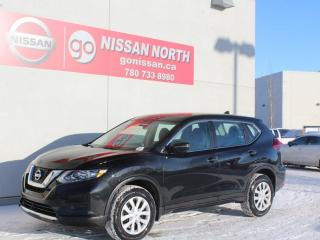 Used 2017 Nissan Rogue S/AWD/HEATED SEATS/BACKUP CAM for sale in Edmonton, AB