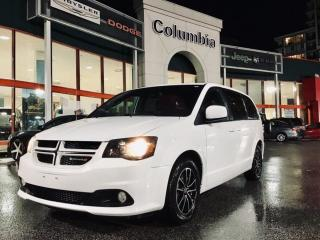 Used 2018 Dodge Grand Caravan GT - Leather / No Accident / PWR Sliding Doors / No Dealer Fees for sale in Richmond, BC