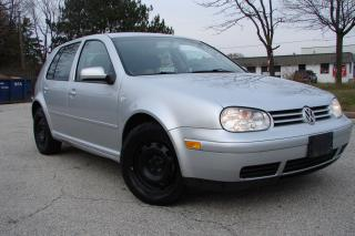 Used 2006 Volkswagen Golf GLS for sale in Mississauga, ON