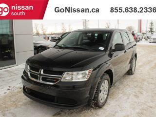 Used 2017 Dodge Journey CANADIAN VALUE PKG,BLUETOOTH,PUSH START for sale in Edmonton, AB