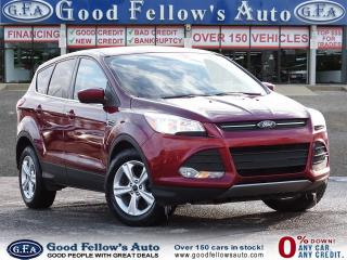 Used 2016 Ford Escape SE MODEL, 4WD, REARVIEW CAMERA, HEATED SEATS for sale in Toronto, ON
