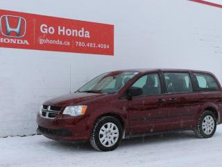 Used 2017 Dodge Grand Caravan CVP for sale in Edmonton, AB