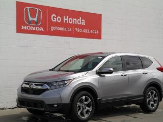 New 2020 Honda CR-V EX-L for sale in Edmonton, AB