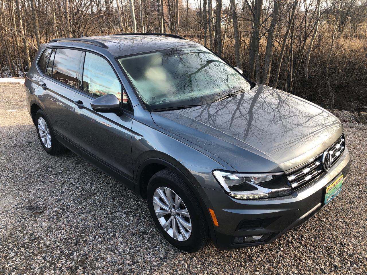 2018 Volkswagen Tiguan Trendline With only 24500 km , $92.00 weekly