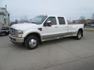 Used 2010 Ford F-350 KING RANCH for sale in Hamilton, ON