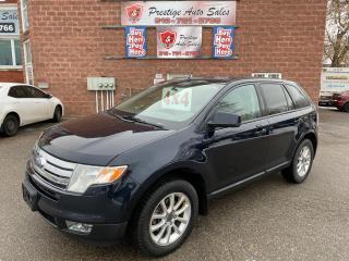 Used 2010 Ford Edge SEL/4WD/NO ACCIDENTS/SAFETY INCLUDED for sale in Cambridge, ON