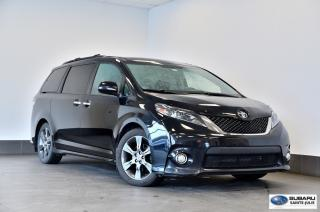 Used 2016 Toyota Sienna SE for sale in Ste-Julie, QC