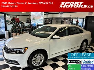 Used 2016 Volkswagen Passat TSI+Apple Play+Camera+Bluetooth+New Tires for sale in London, ON