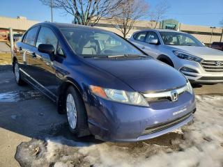 Used 2006 Honda Civic DX-G ***MECANIQUE A 1*** for sale in Québec, QC