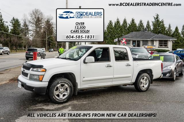 2009 Chevrolet Colorado LT Crew Cab, Rare! No Accidents, Clean