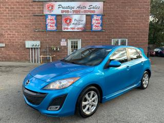 Used 2011 Mazda MAZDA3 HB SPORT GS/2.5L/6 SPEED/ONE OWNER/2 SETS OF TIRES for sale in Cambridge, ON