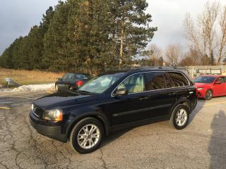 Used 2005 Volvo XC90 2.5L for sale in Toronto, ON