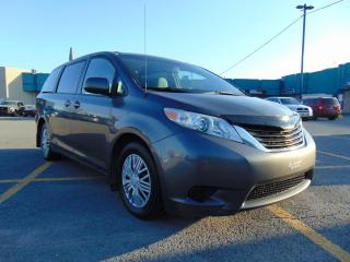 Used 2011 Toyota Sienna 5 portes V6 Mobilityn LE 7 places Tracti for sale in St-Eustache, QC