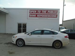 Used 2014 Ford Fusion Hybrid SE for sale in Toronto, ON