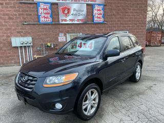 Used 2011 Hyundai Santa Fe GL/3.5L/AWD/2 SETS OF TIRES/SAFETY INCLUDED for sale in Cambridge, ON
