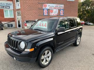 Used 2014 Jeep Patriot 4X4/2.4L/ONE OWNER/NO ACCIDENT/SUNROOF/CERTIFIED for sale in Cambridge, ON