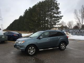 Used 2008 Acura MDX Tech/Entertainment Pkg for sale in Scarborough, ON
