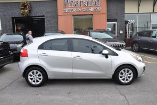 Used 2013 Kia Rio Lx/lx+/lx+ eco/ex/sx for sale in Vaudreuil-Dorion, QC