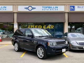 Used 2011 Land Rover Range Rover Sport LUX, 2 Years Warranty for sale in Vaughan, ON