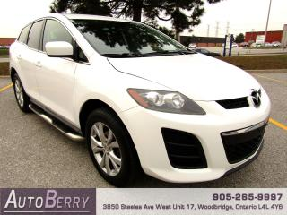 Used 2010 Mazda CX-7 GS - AWD - 2.3L for sale in Woodbridge, ON