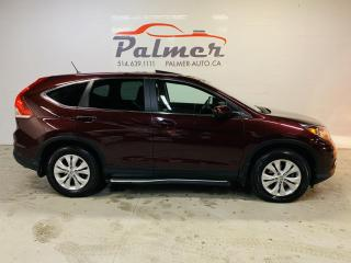 Used 2012 Honda CR-V AWD 5dr EX for sale in Lachine, QC