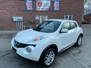 Used 2013 Nissan Juke SV/1.6T/AWD/ONE OWNER/NO ACCIDENT/CERTIFIED for sale in Cambridge, ON