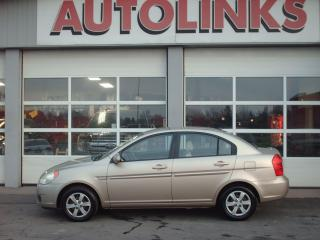 Used 2008 Hyundai Accent GL for sale in St Catharines, ON