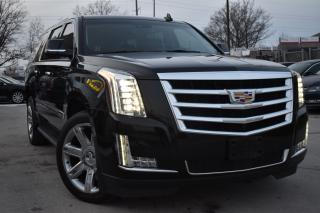 Used 2015 Cadillac Escalade ESV Premium for sale in Oakville, ON
