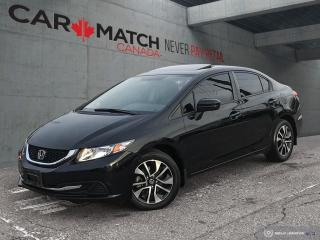 Used 2014 Honda Civic EX AUTO / NO ACCIDENTS for sale in Cambridge, ON