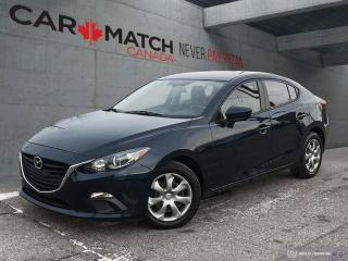 Used 2014 Mazda MAZDA3 GX-SKY / AC / *AUTO* / for sale in Cambridge, ON