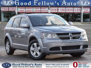 Used 2016 Dodge Journey SE MODEL, 7 PASS, 2.4L 4CYL, REAR AIR CONDITIONING for sale in Toronto, ON