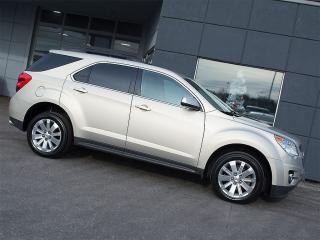 Used 2010 Chevrolet Equinox 2LT|V6|LEATHER|SUNROOF|ALLOYS|REARCAM for sale in Toronto, ON