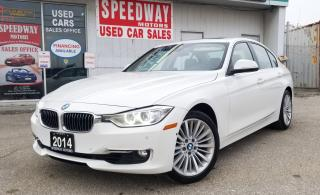 Used 2014 BMW 3 Series 328i xDrive Accident Free, Fully Loaded for sale in Mississauga, ON