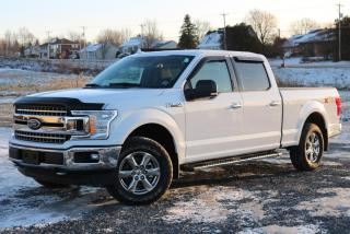 Used 2018 Ford F-150 XLT XTR 4X4 (V6 3.5L EcoBoost) for sale in St-Isidore, QC