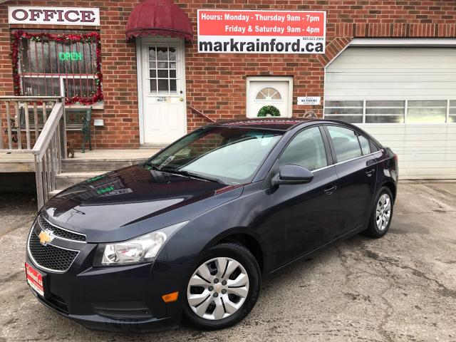 2014 Chevrolet Cruze 1LT Auto 1.4 Turbo Remote Start Back Up Cam Blth