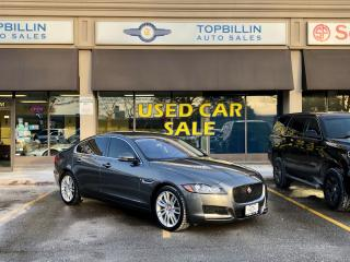 Used 2016 Jaguar XF Prestige AWD, No Accidents for sale in Vaughan, ON